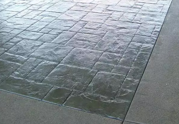 Concrete Patio - United General Service (UGS)