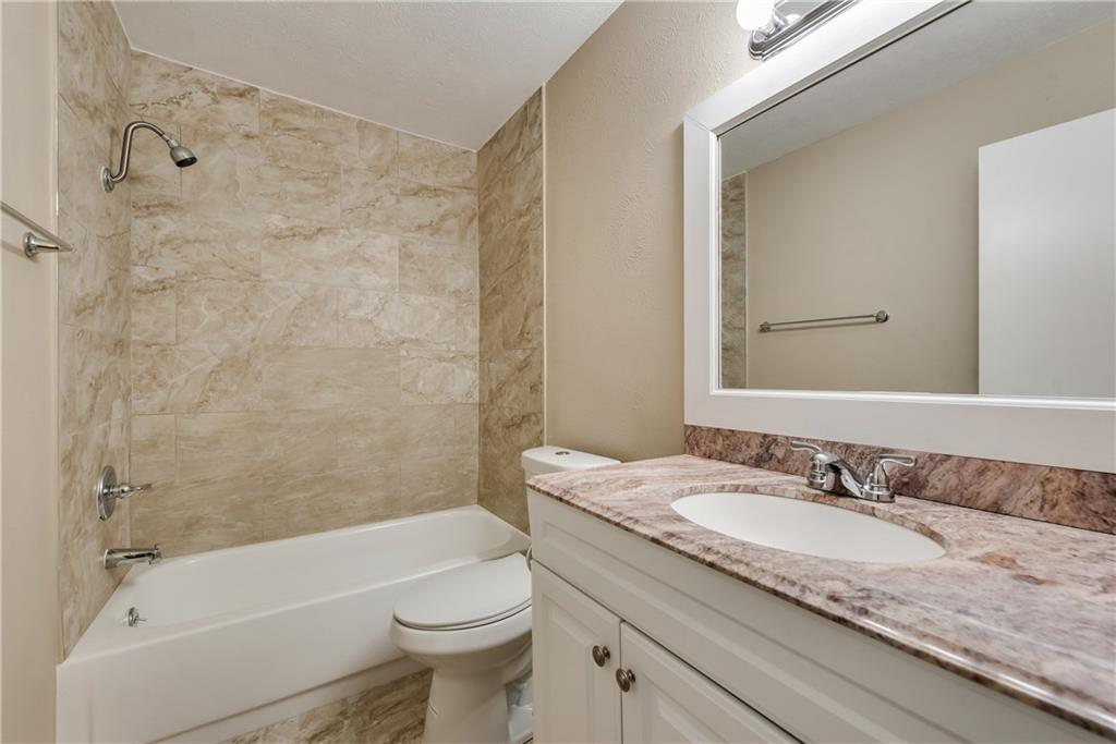 United General Service Sceptre Bathroom Renovation
