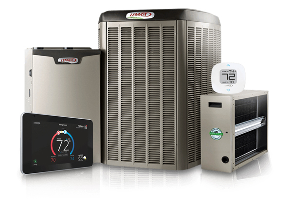 United General System Lennox HVAC